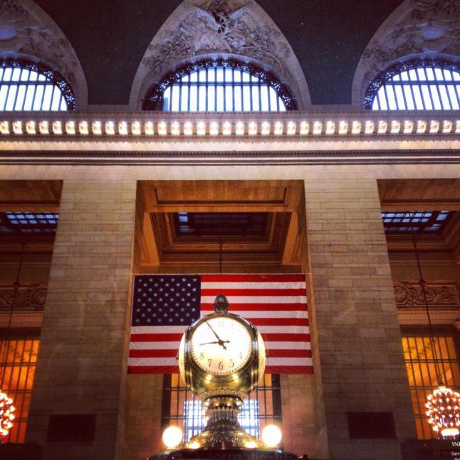 42th St. Gran Central Terminal De Nueva York